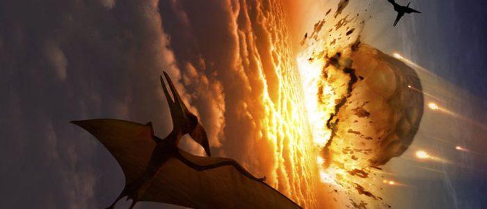Asteroiditörmäys Meksikossa